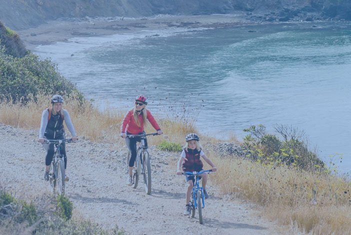 Biking in Del Norte County, California - The Redwoods Coast