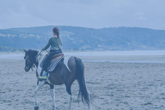 Horseback Riding & Trails in Del Norte County, California - The Redwoods Coast