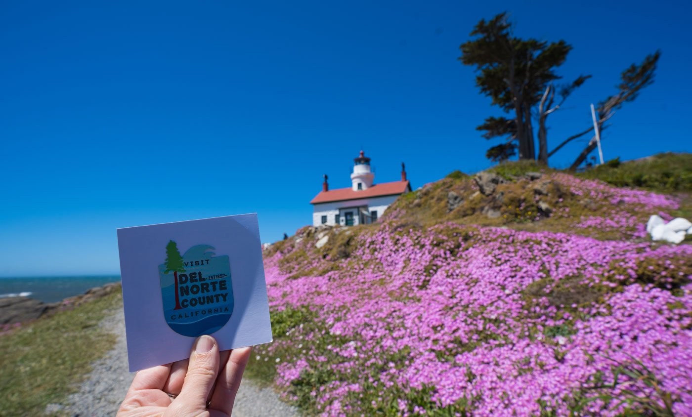 Wander With Us to Earn Your Del Norte County Patch