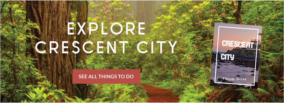Explore Crescent City California and Get the Visitor Guide