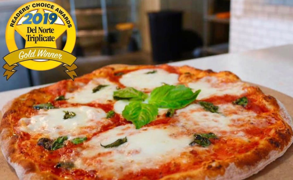 Seaquake Brewing was Voted Readers Choice Best Pizza in Crescent City
