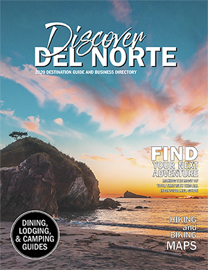 View the Digital Version of the Destination Del Norte County Visitor Guide & Business Directory Here