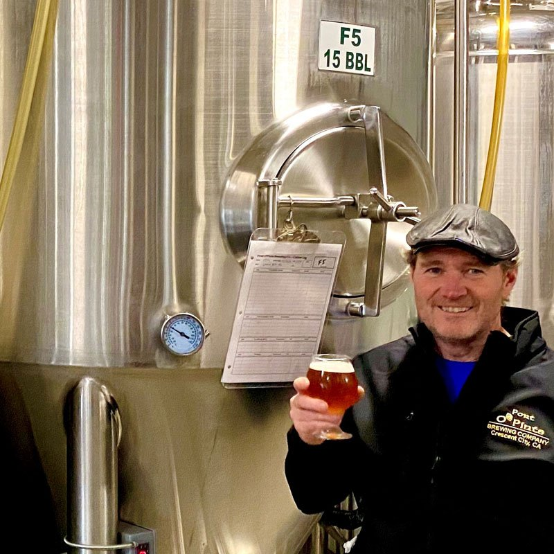 Port O'Pints Brewing Company in Crescent City -- A Proud Chamber Member